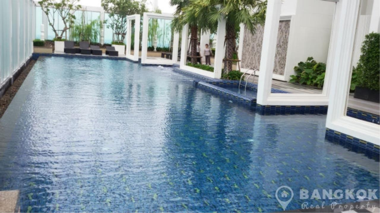 Bangkok Real Property Agency's Rhythm Phahol-Ari | Spacious High Floor 1 Bed 1 Bath near BTS 13