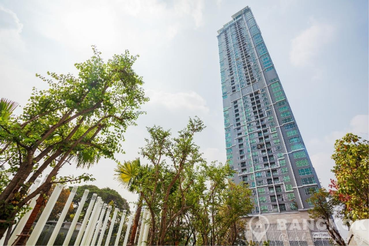 Bangkok Real Property Agency's Rhythm Phahol-Ari | Spacious High Floor 1 Bed 1 Bath near BTS 14