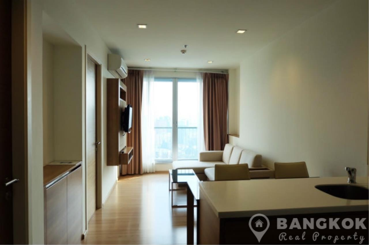 Bangkok Real Property Agency's Rhythm Phahol-Ari | Spacious High Floor 1 Bed 1 Bath near BTS 2