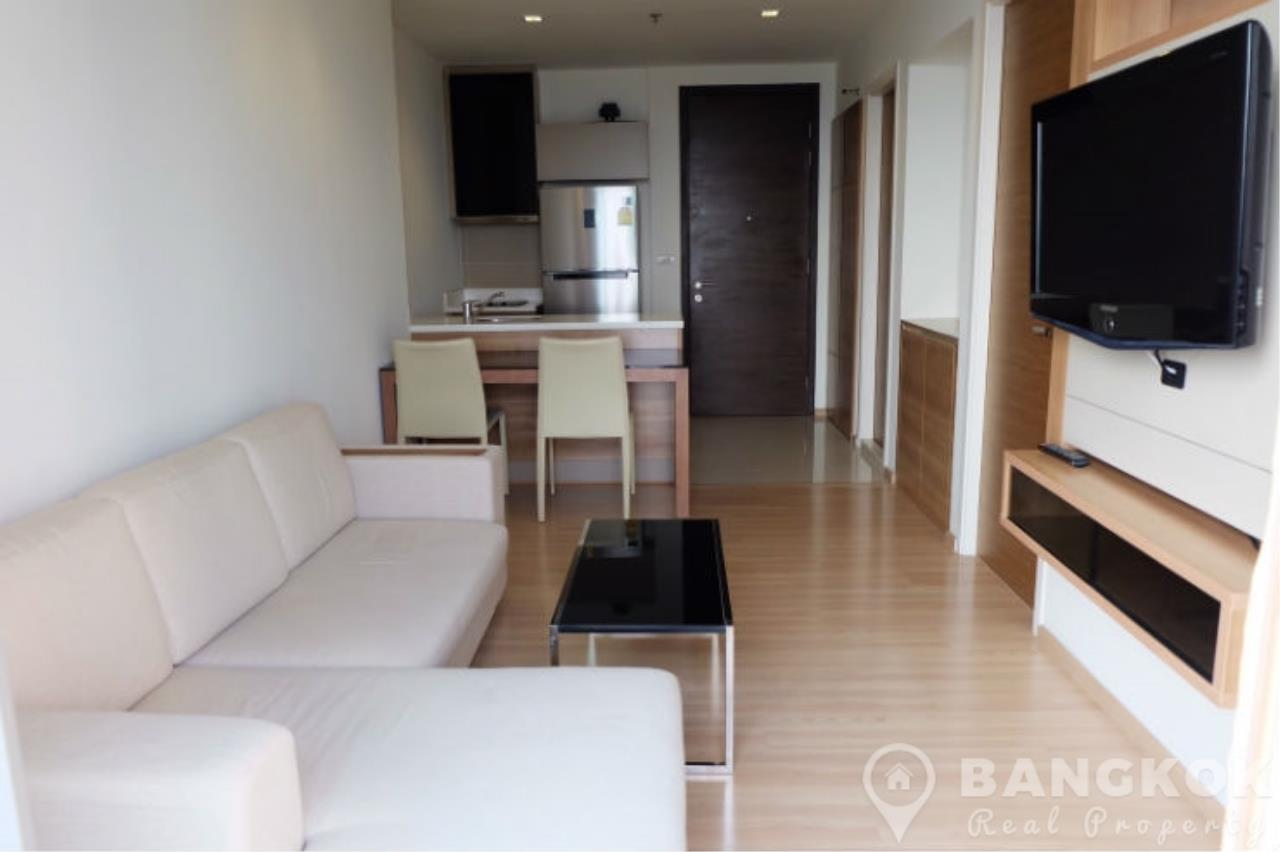 Bangkok Real Property Agency's Rhythm Phahol-Ari | Spacious High Floor 1 Bed 1 Bath near BTS 3