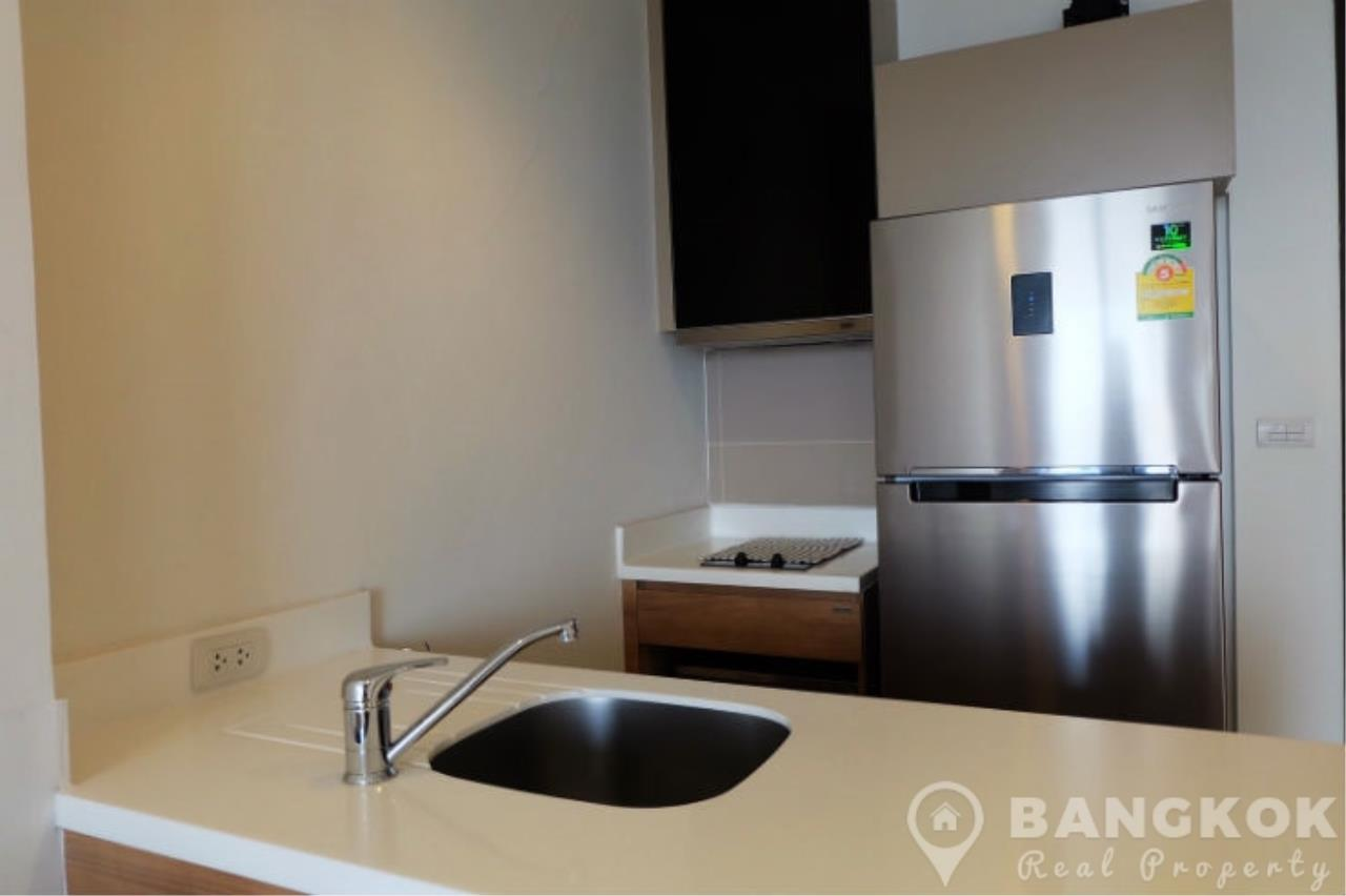 Bangkok Real Property Agency's Rhythm Phahol-Ari | Spacious High Floor 1 Bed 1 Bath near BTS 4