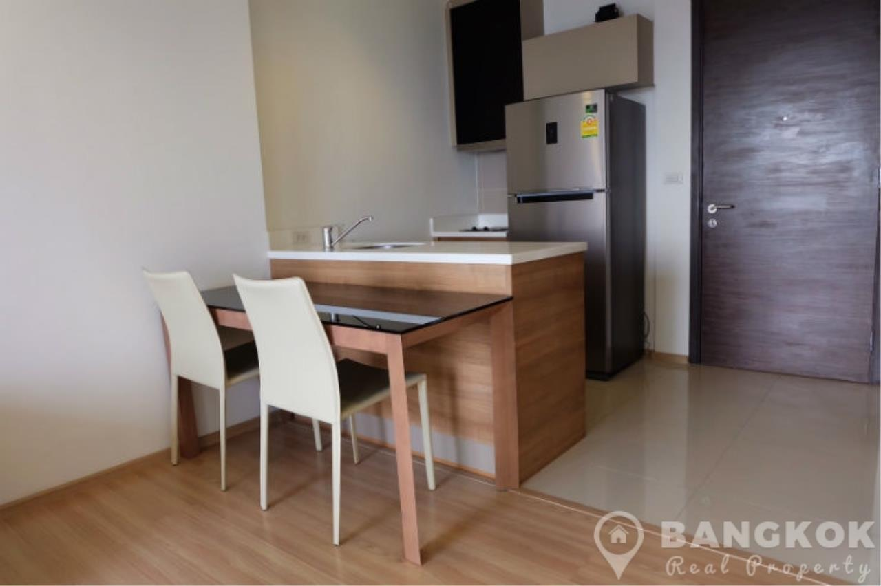 Bangkok Real Property Agency's Rhythm Phahol-Ari | Spacious High Floor 1 Bed 1 Bath near BTS 5