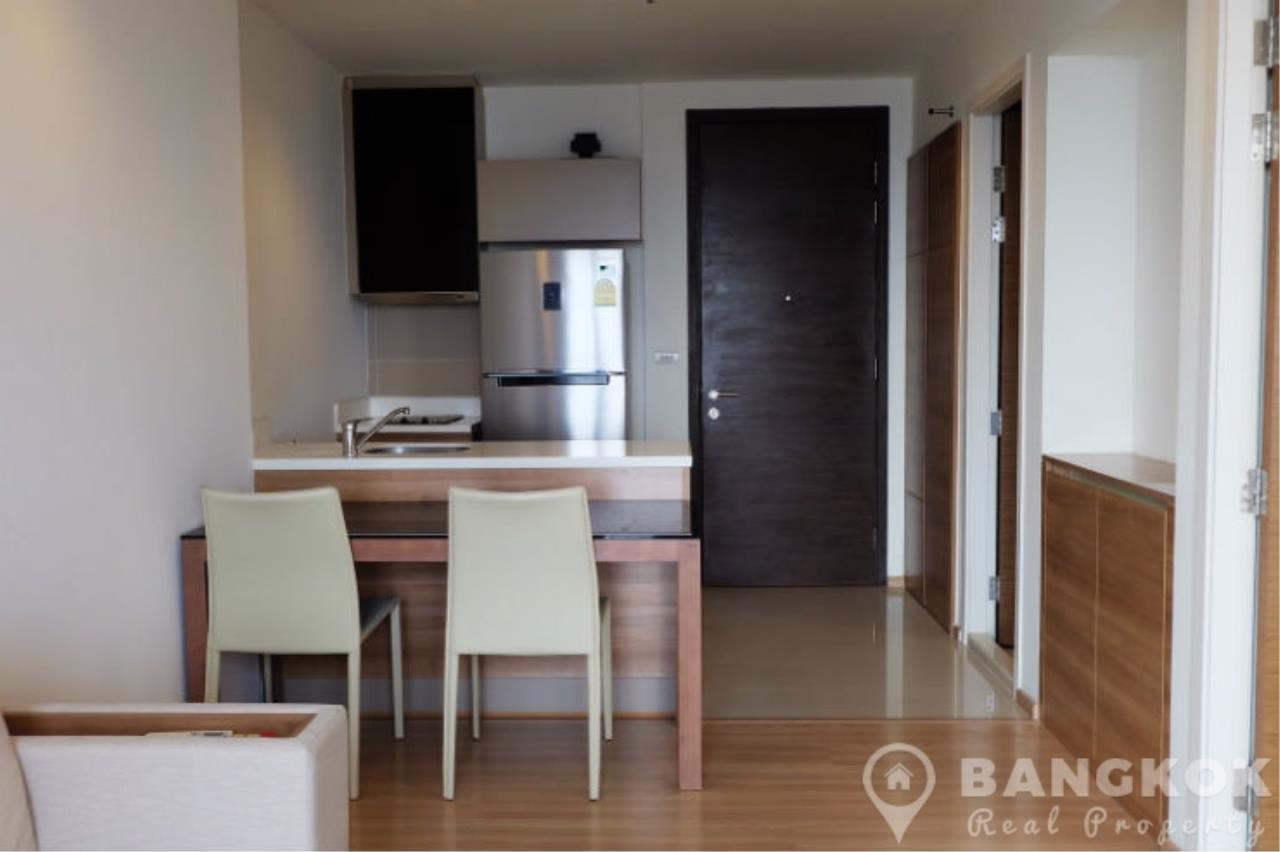 Bangkok Real Property Agency's Rhythm Phahol-Ari | Spacious High Floor 1 Bed 1 Bath near BTS 6