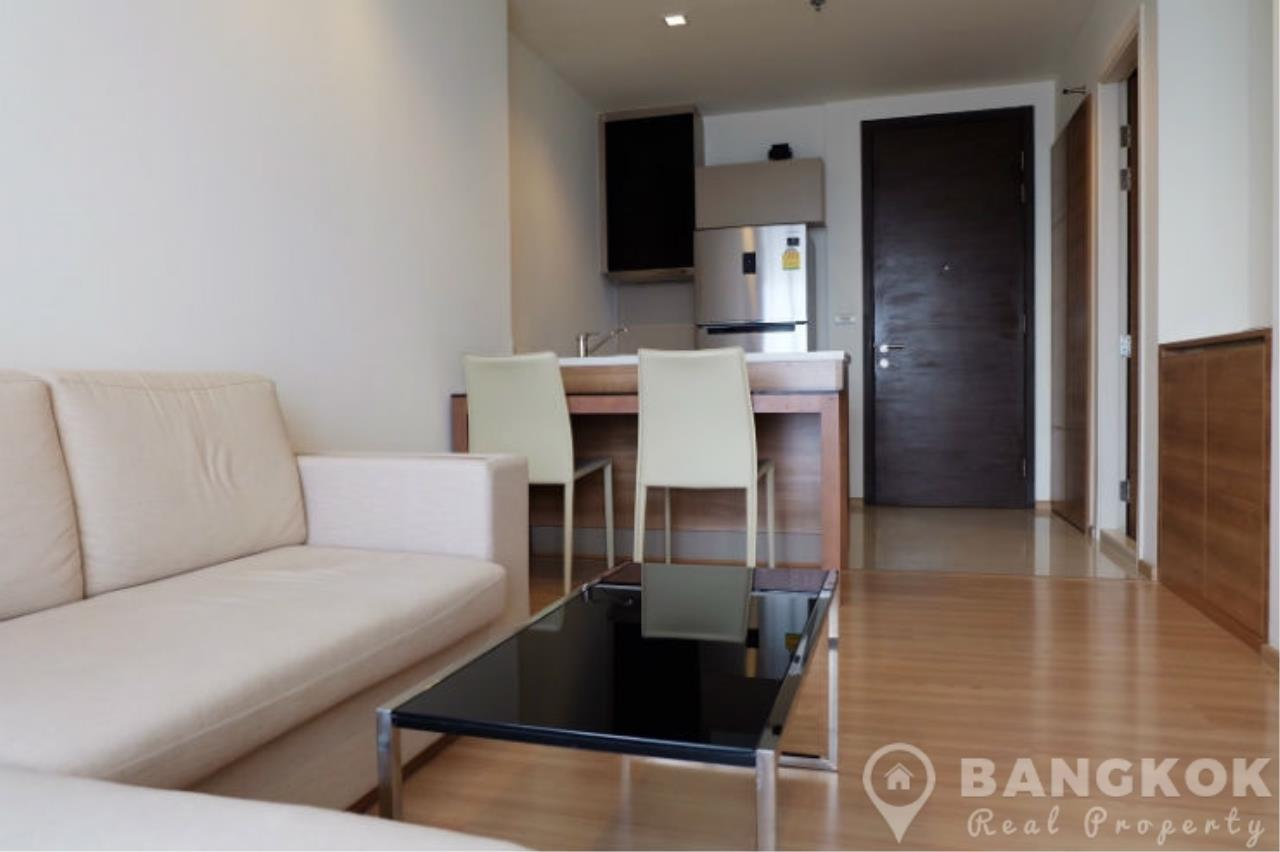 Bangkok Real Property Agency's Rhythm Phahol-Ari | Spacious High Floor 1 Bed 1 Bath near BTS 7