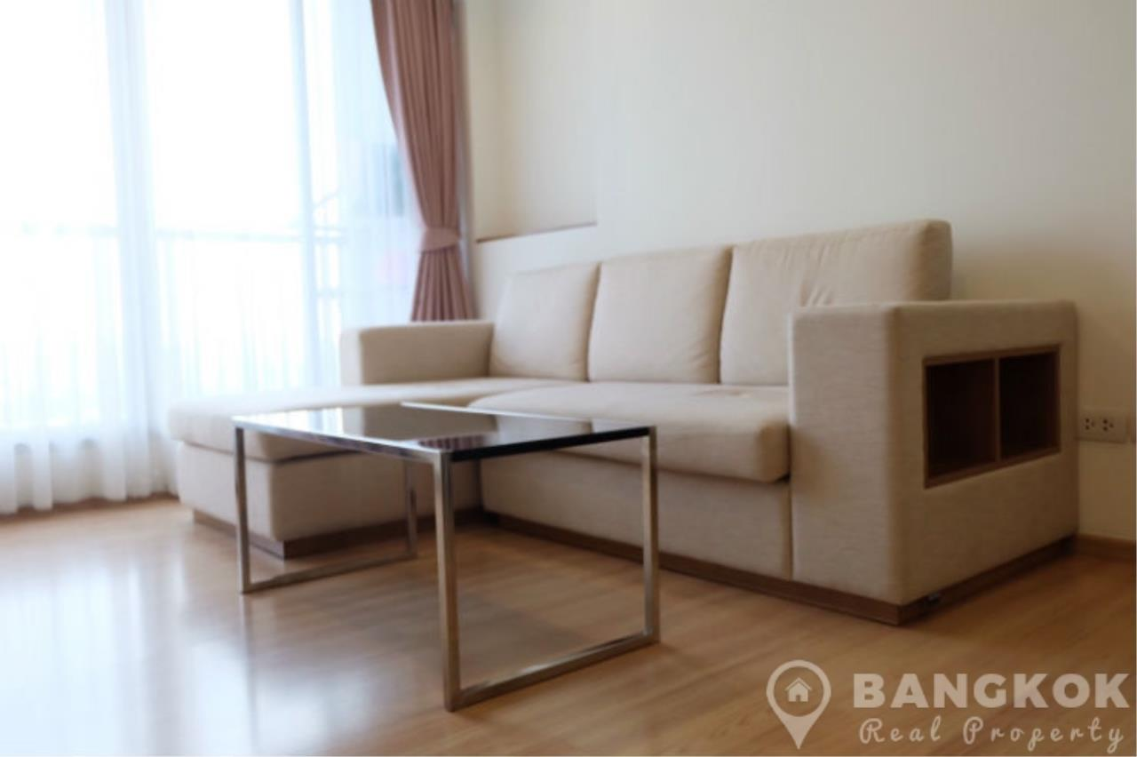 Bangkok Real Property Agency's Rhythm Phahol-Ari | Spacious High Floor 1 Bed 1 Bath near BTS 8