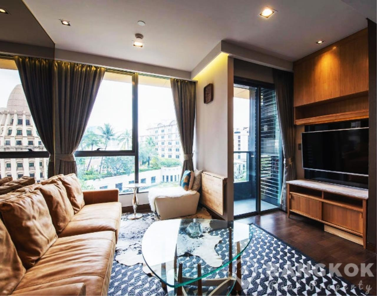 Bangkok Real Property Agency's The Lumpini 24 Condominium | Stylish Brand New 1 Bed 1