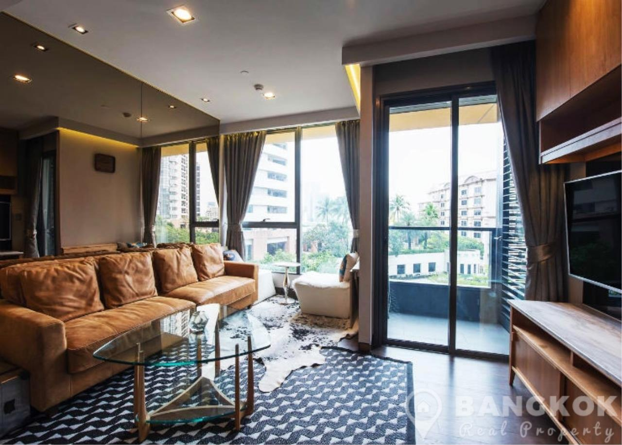 Bangkok Real Property Agency's The Lumpini 24 Condominium | Stylish Brand New 1 Bed 3