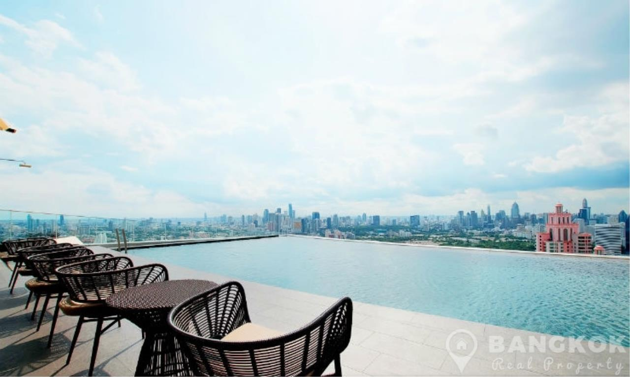 Bangkok Real Property Agency's The Lumpini 24 Condominium | Stylish Brand New 1 Bed 13
