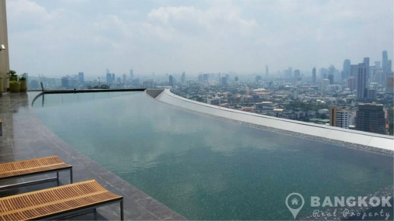 Bangkok Real Property Agency's The Lumpini 24 Condominium | Stylish Brand New 1 Bed 12
