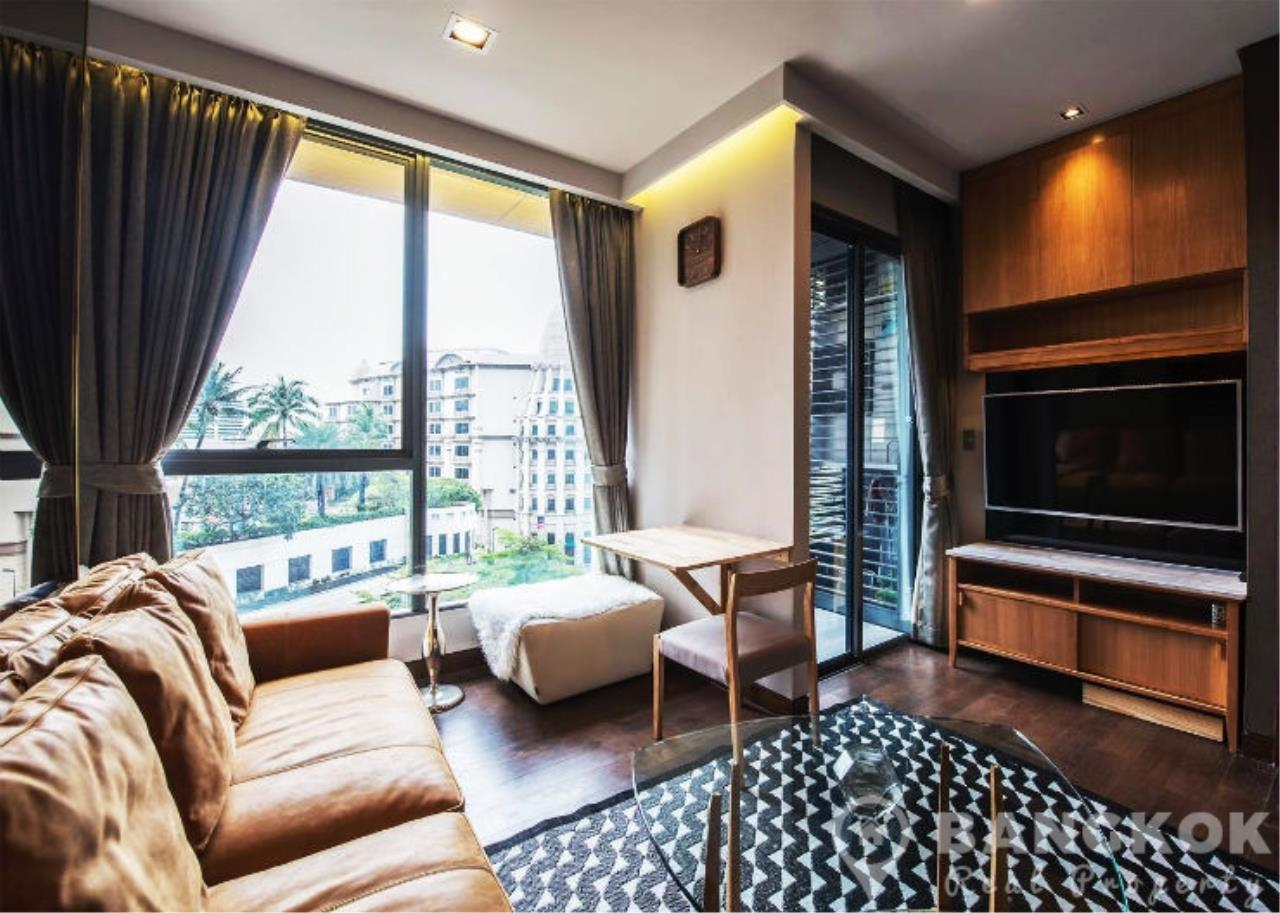 Bangkok Real Property Agency's The Lumpini 24 Condominium | Stylish Brand New 1 Bed 4