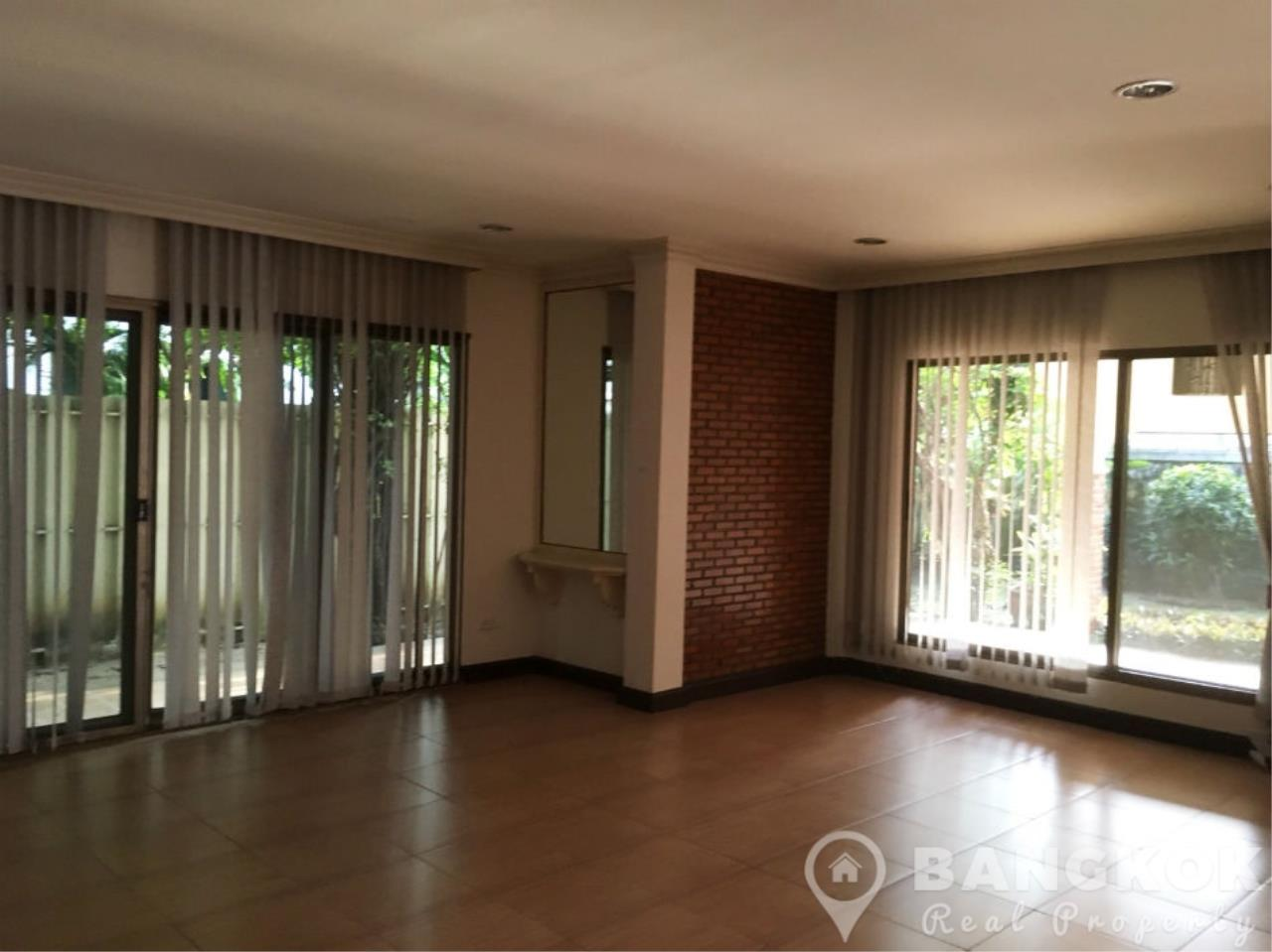 Bangkok Real Property Agency's Spacious 3 Bed 3 Bath Detached Thonglor House  1