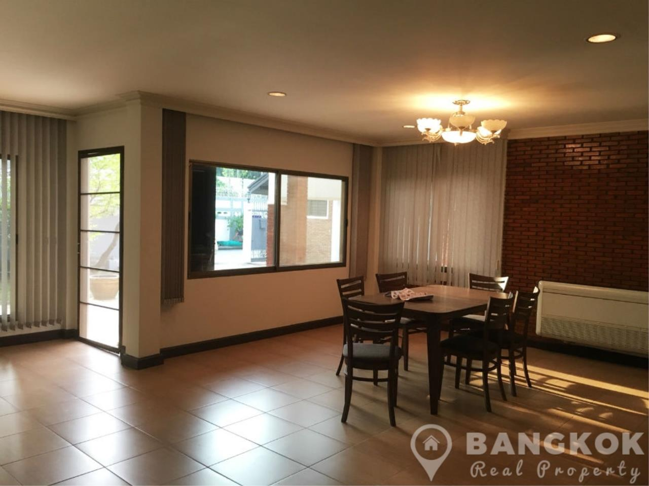 Bangkok Real Property Agency's Spacious 3 Bed 3 Bath Detached Thonglor House  2