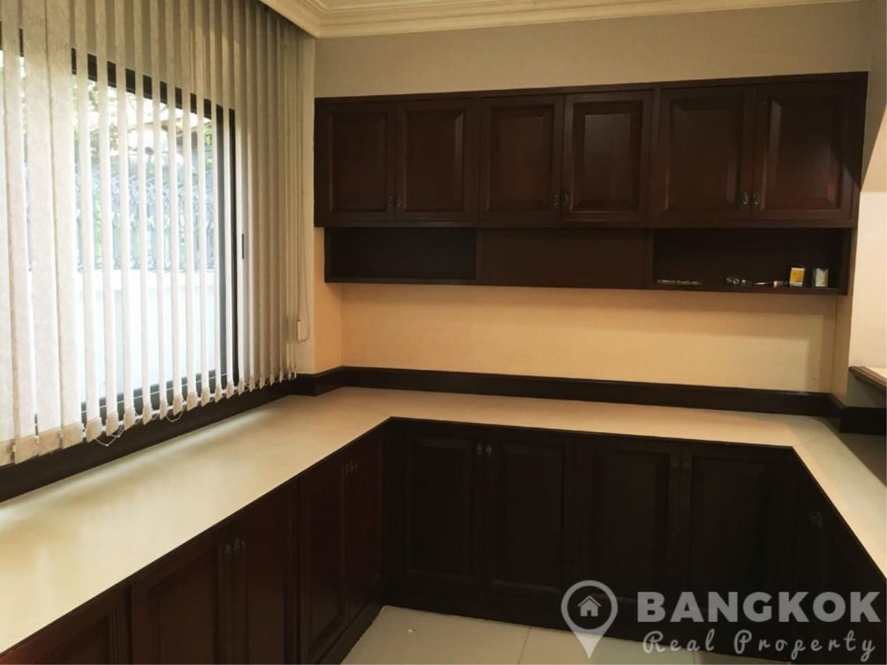 Bangkok Real Property Agency's Spacious 3 Bed 3 Bath Detached Thonglor House  3