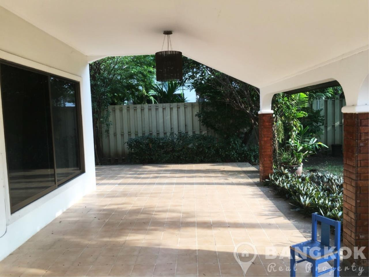 Bangkok Real Property Agency's Spacious 3 Bed 3 Bath Detached Thonglor House  7