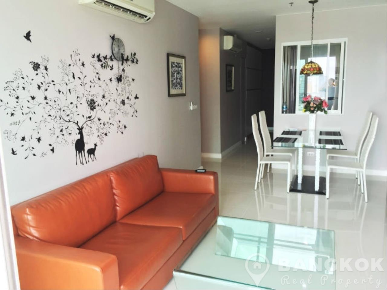 Bangkok Real Property Agency's The Bloom Sukhumvit 71 | Modern High Floor 3 Bed 3 Bath 10