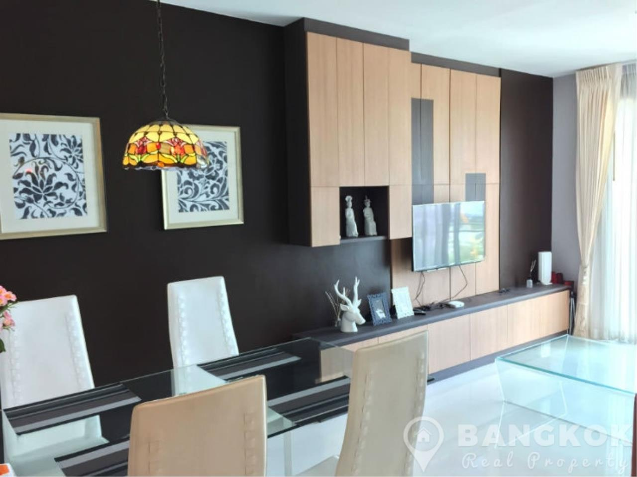 Bangkok Real Property Agency's The Bloom Sukhumvit 71 | Modern High Floor 3 Bed 3 Bath 7