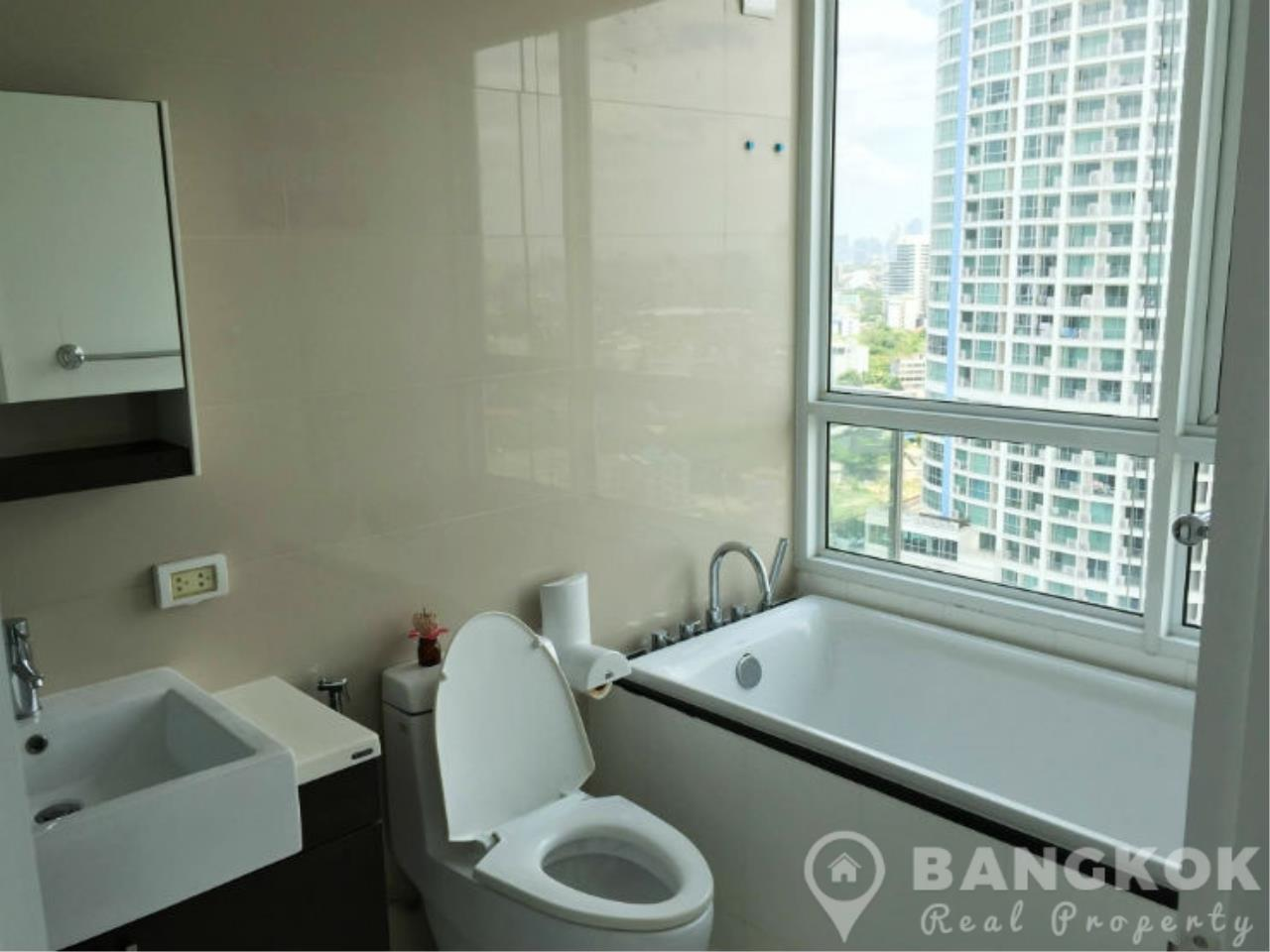 Bangkok Real Property Agency's The Bloom Sukhumvit 71 | Modern High Floor 3 Bed 3 Bath 9