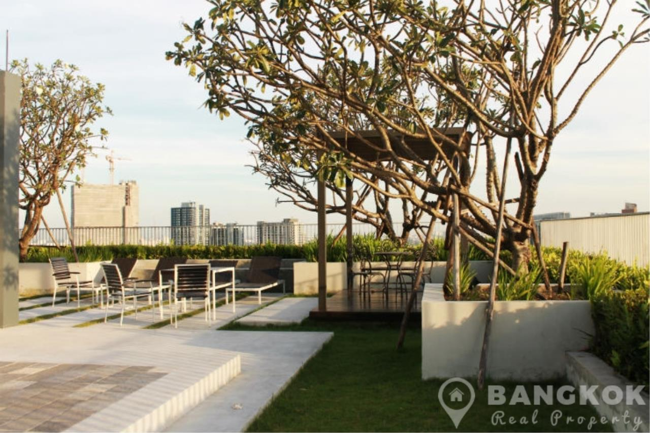 Bangkok Real Property Agency's The Bloom Sukhumvit 71 | Modern High Floor 3 Bed 3 Bath 1