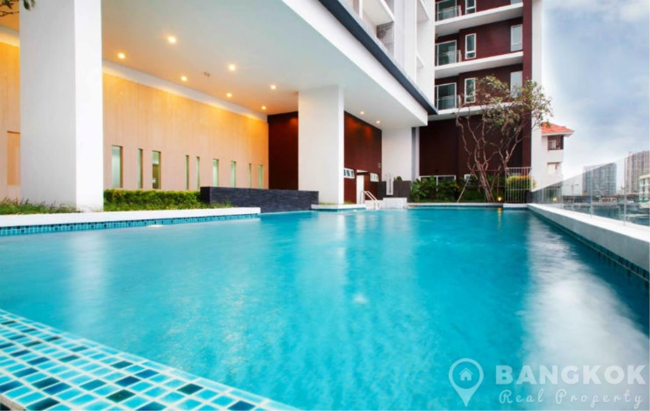 Bangkok Real Property Agency's The Bloom Sukhumvit 71 | Modern High Floor 3 Bed 3 Bath 13
