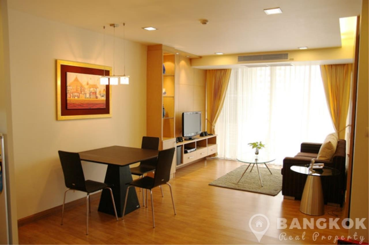 Bangkok Real Property Agency's The Alcove 49 | Spacious High Floor 1 Bed near BTS 5