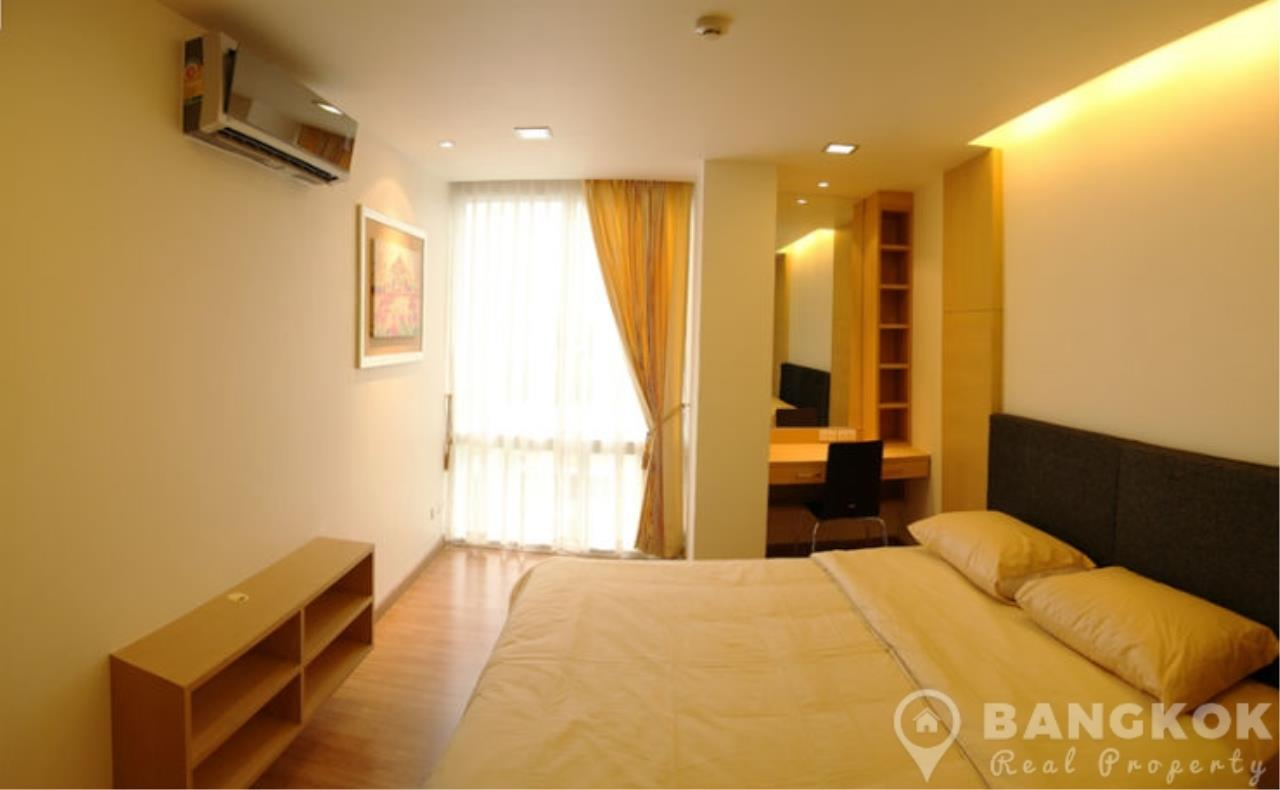 Bangkok Real Property Agency's The Alcove 49 | Spacious High Floor 1 Bed near BTS 7