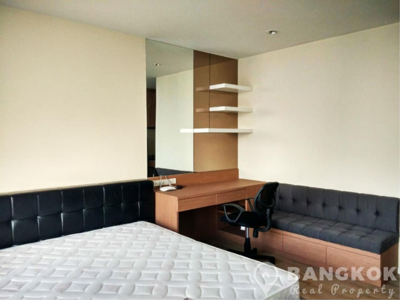 Bangkok Real Property Agency's Issara Ladprao | Modern High Floor Studio near MRT 3