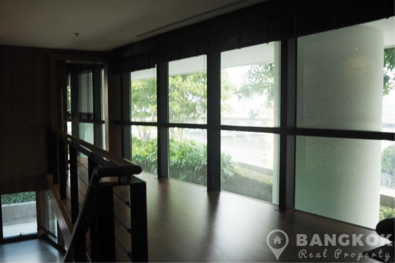 Bangkok Real Property Agency's The River Condominium | Stunning Duplex 1 Bed with Terrace 18