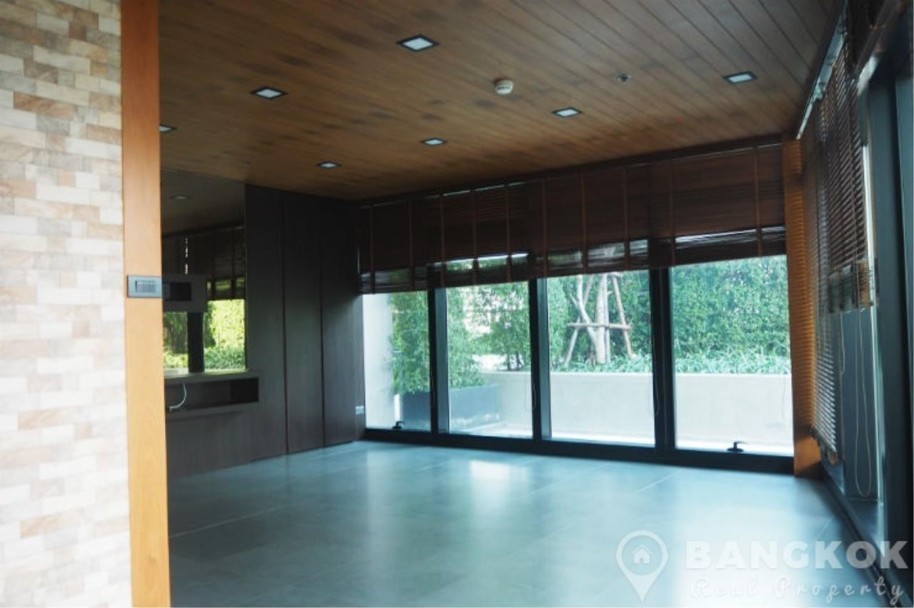 Bangkok Real Property Agency's The River Condominium   Stunning Duplex 1 Bed with Terrace 2