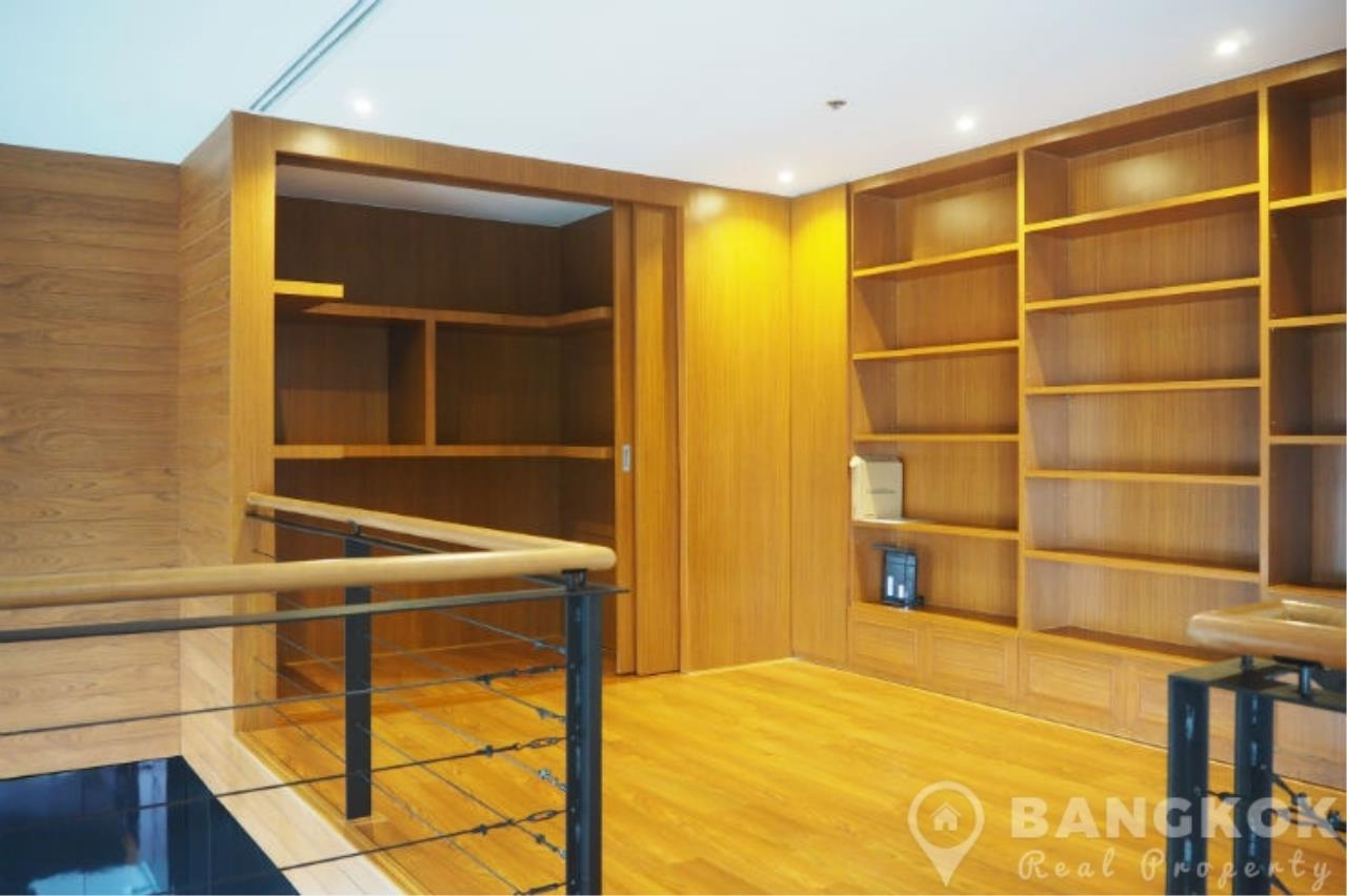 Bangkok Real Property Agency's The River Condominium   Stunning Duplex 1 Bed with Terrace 21