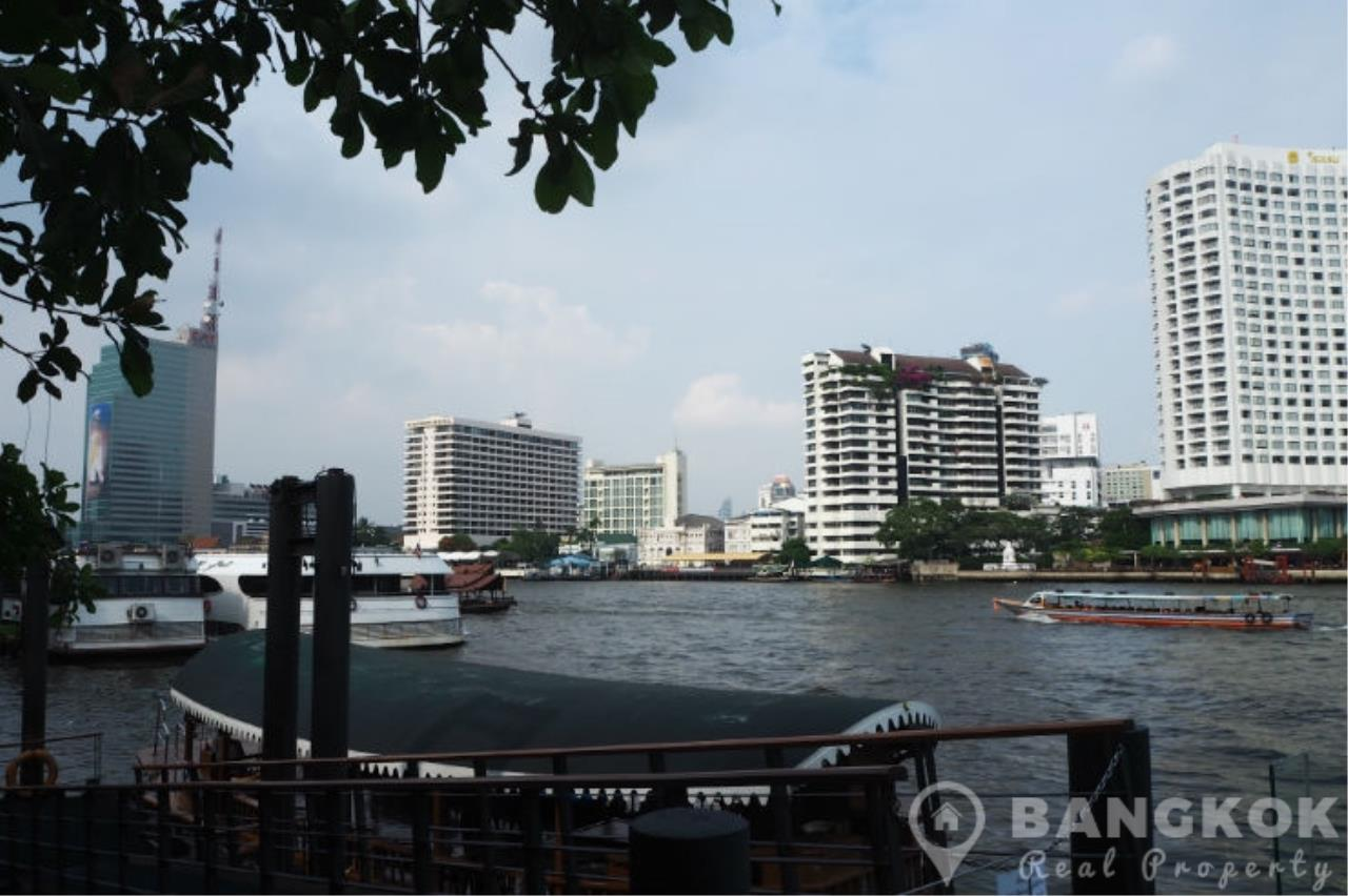 Bangkok Real Property Agency's The River Condominium | Stunning Duplex 1 Bed with Terrace 24
