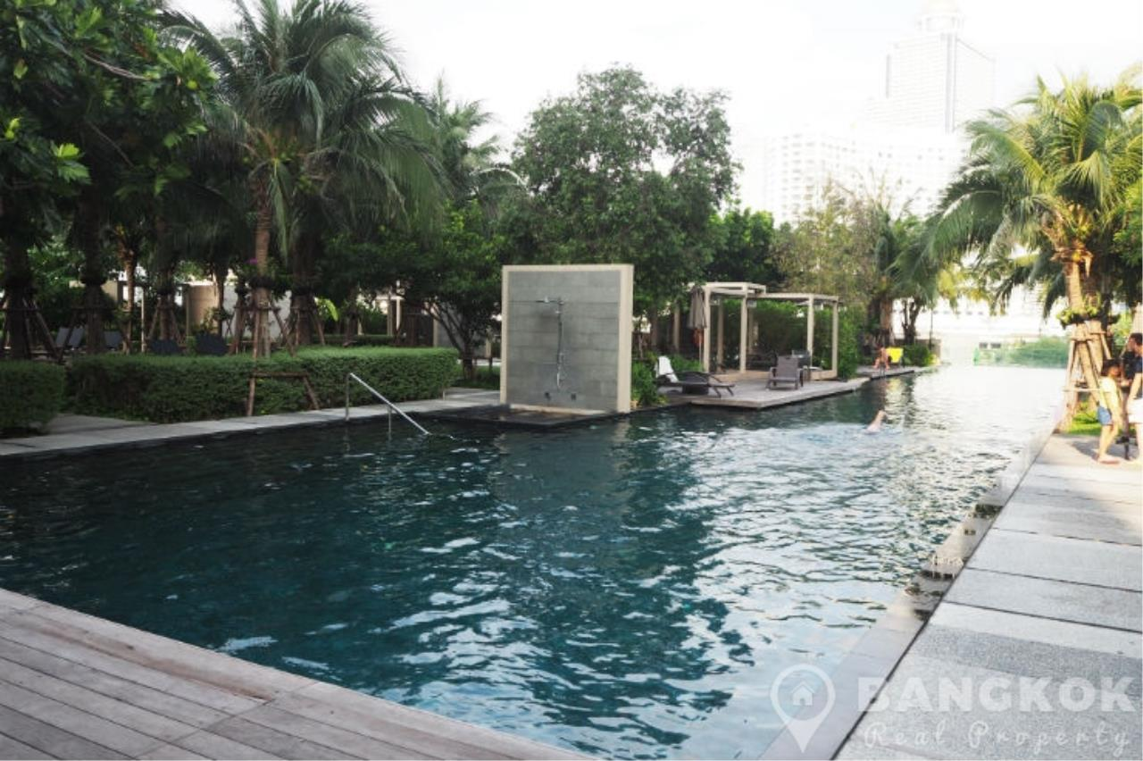 Bangkok Real Property Agency's The River Condominium | Stunning Duplex 1 Bed with Terrace 25
