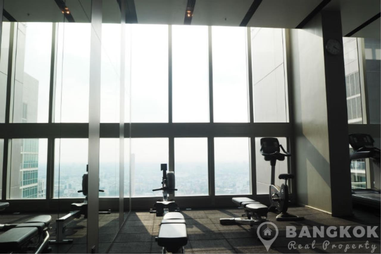 Bangkok Real Property Agency's The River Condominium   Stunning Duplex 1 Bed with Terrace 29