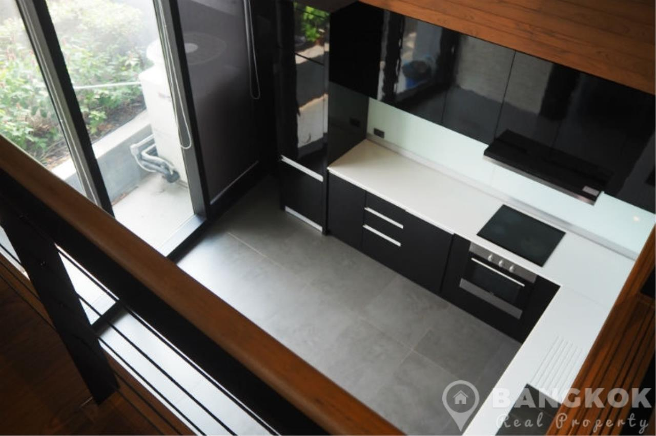 Bangkok Real Property Agency's The River Condominium | Stunning Duplex 1 Bed with Terrace 8