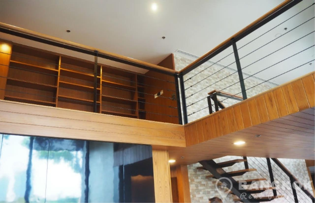 Bangkok Real Property Agency's The River Condominium   Stunning Duplex 1 Bed with Terrace 9