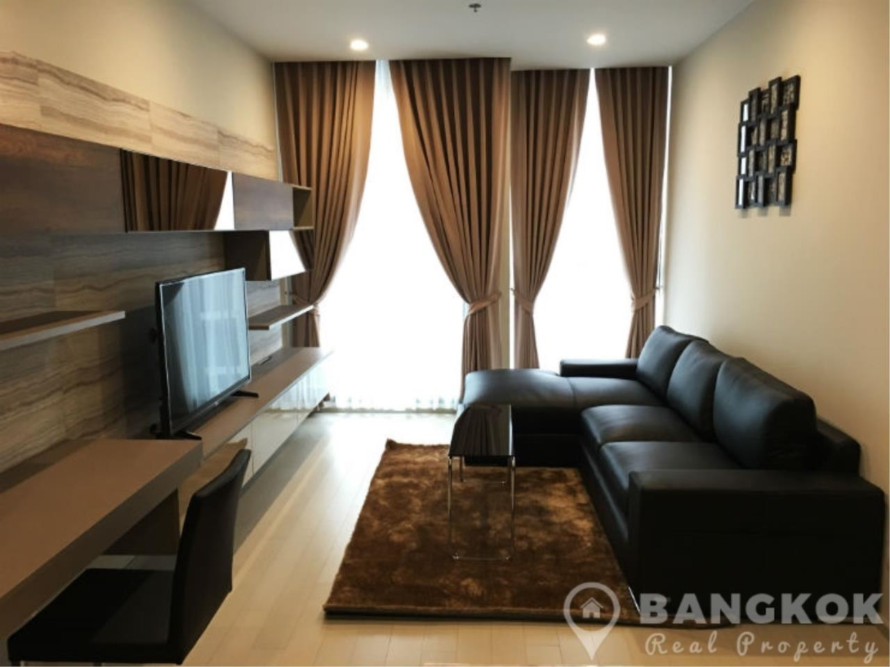 Bangkok Real Property Agency's Noble Ploenchit | Stunning 1st Rental Spacious 1 Bed at BTS 2