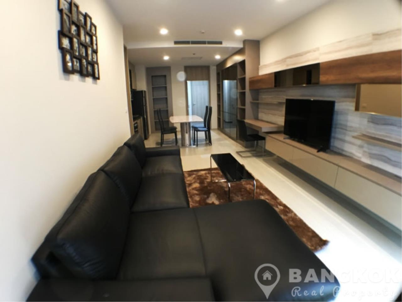 Bangkok Real Property Agency's Noble Ploenchit | Stunning 1st Rental Spacious 1 Bed at BTS 3