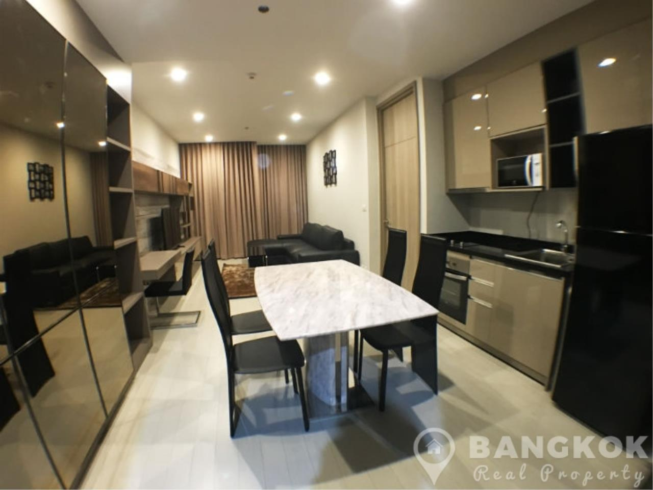 Bangkok Real Property Agency's Noble Ploenchit | Stunning 1st Rental Spacious 1 Bed at BTS 1