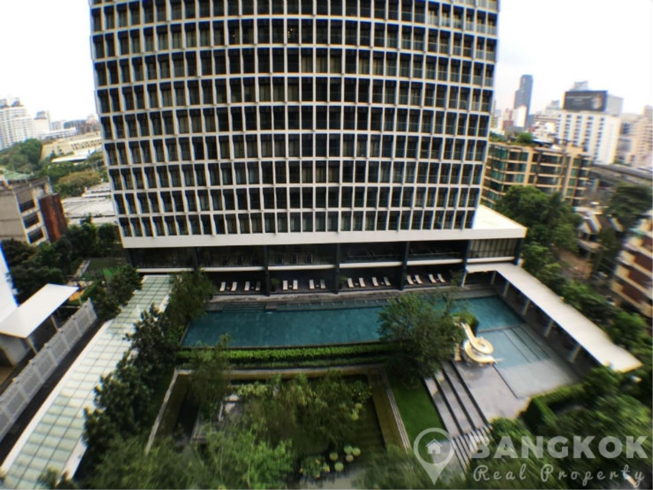 Bangkok Real Property Agency's Noble Ploenchit | Stunning 1st Rental Spacious 1 Bed at BTS 6