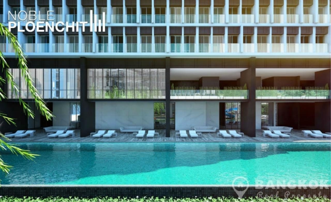 Bangkok Real Property Agency's Noble Ploenchit | Stunning 1st Rental Spacious 1 Bed at BTS 7