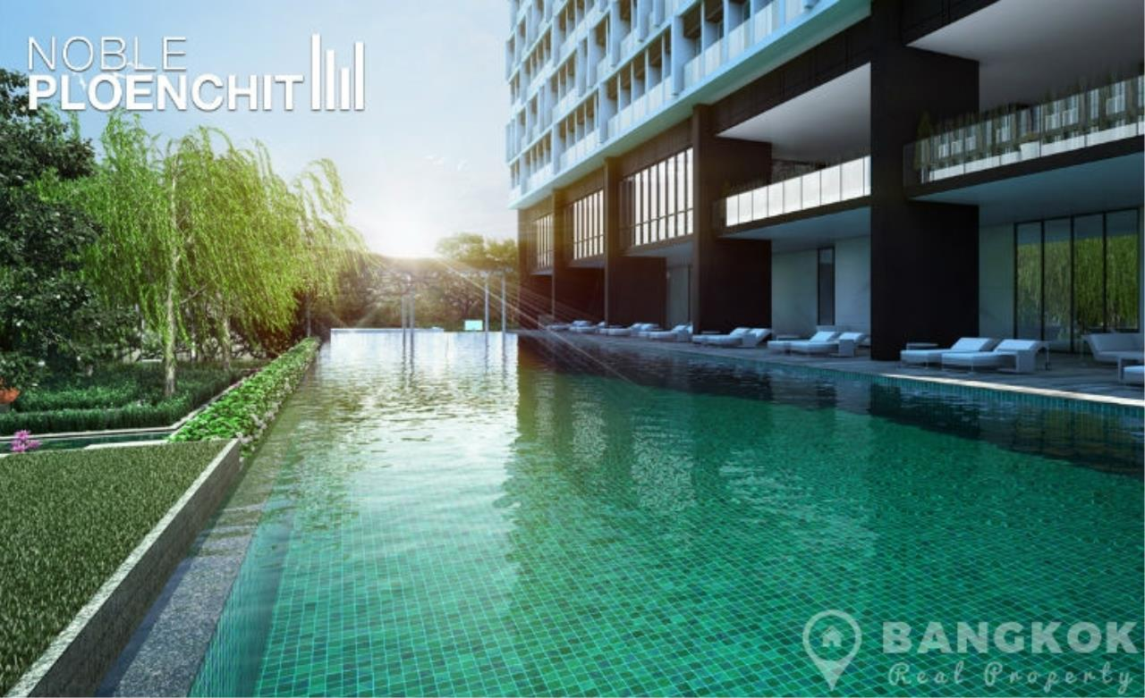Bangkok Real Property Agency's Noble Ploenchit | Stunning 1st Rental Spacious 1 Bed at BTS 8