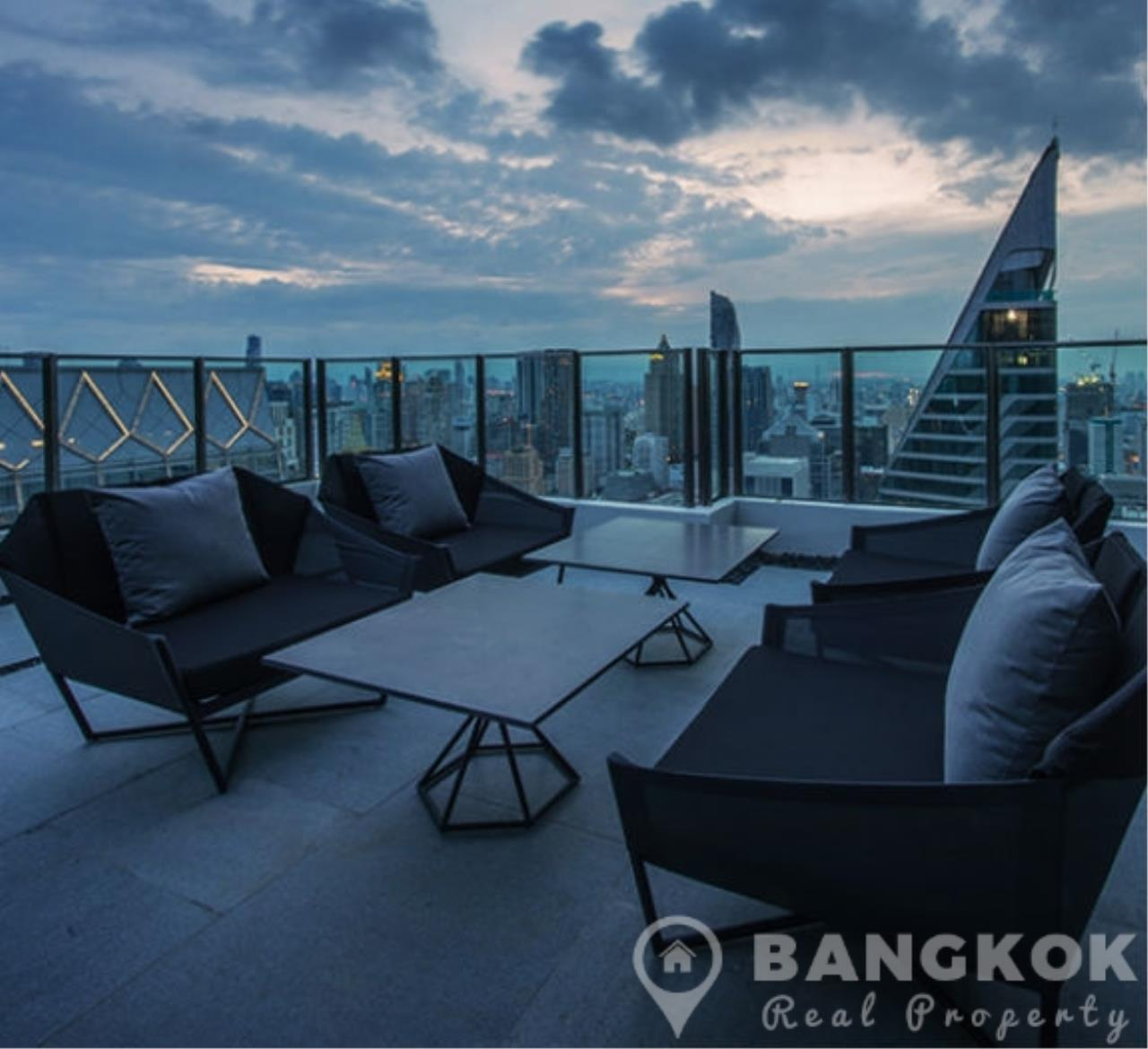 Bangkok Real Property Agency's Noble Ploenchit | Stunning 1st Rental Spacious 1 Bed at BTS 9