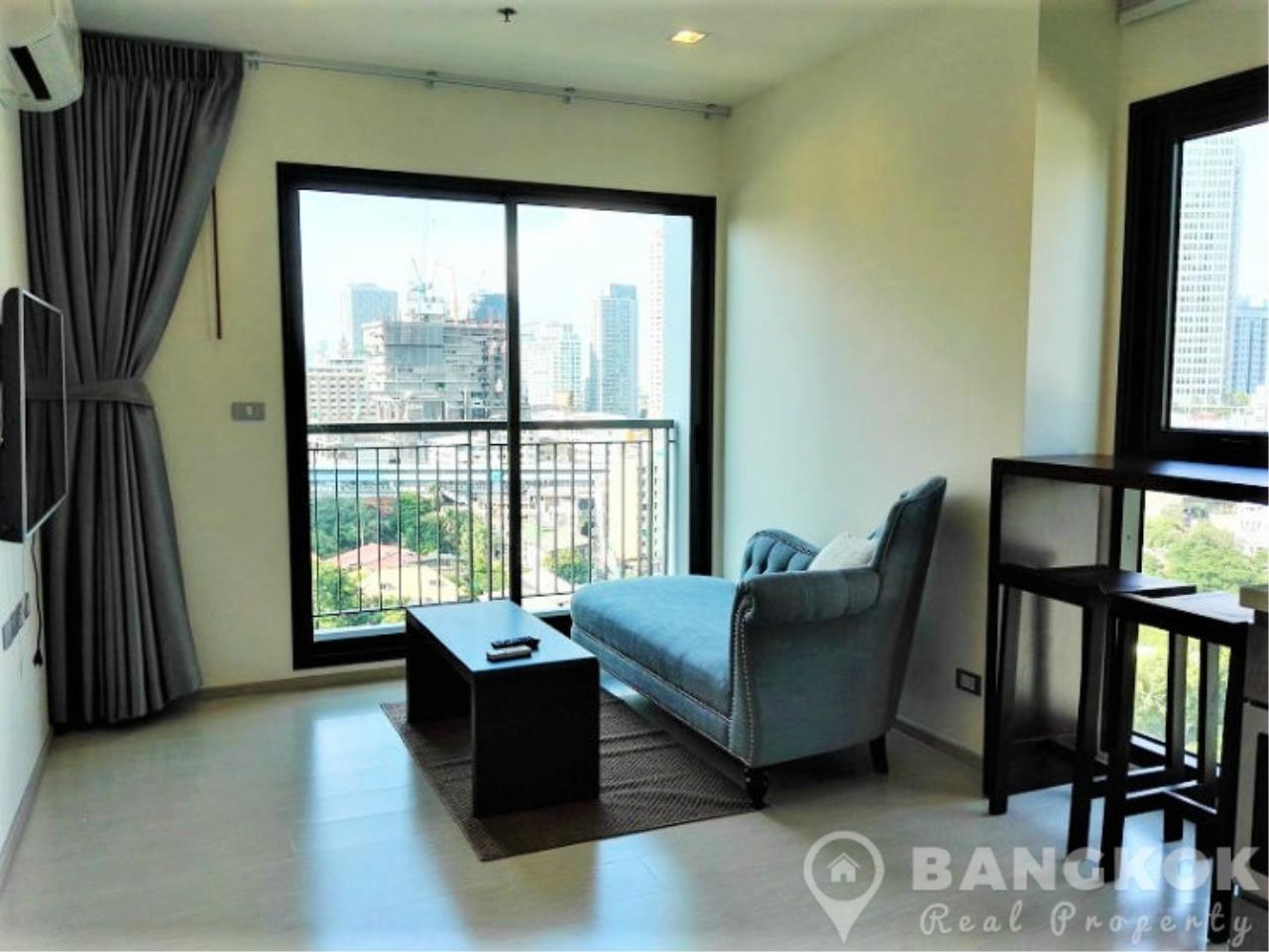 Bangkok Real Property Agency's Rhythm Sukhumvit 36-38 | Brand New Spacious 1 Bed near BTS 1