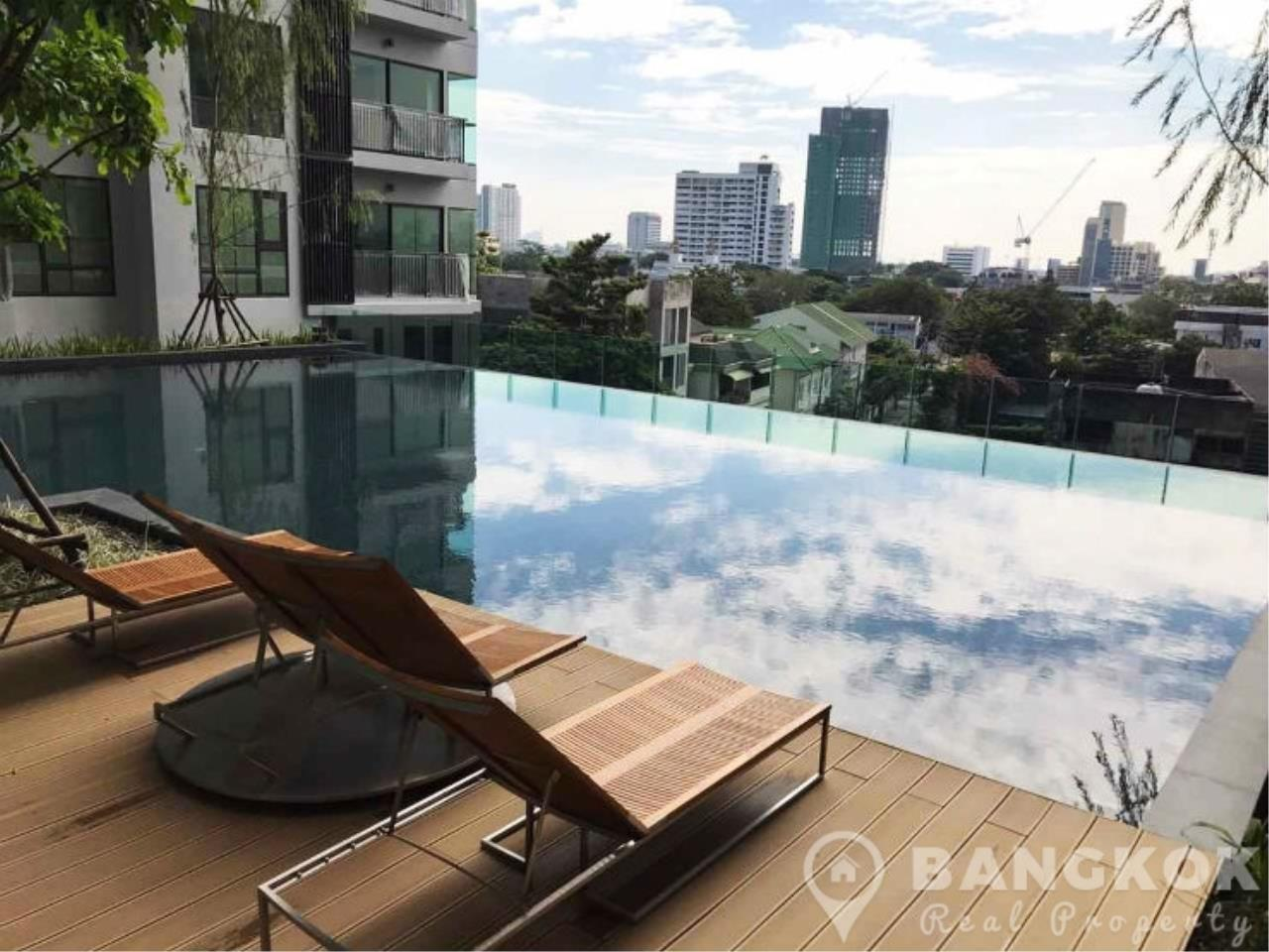 Bangkok Real Property Agency's Rhythm Sukhumvit 36-38 | Brand New Spacious 1 Bed near BTS 5