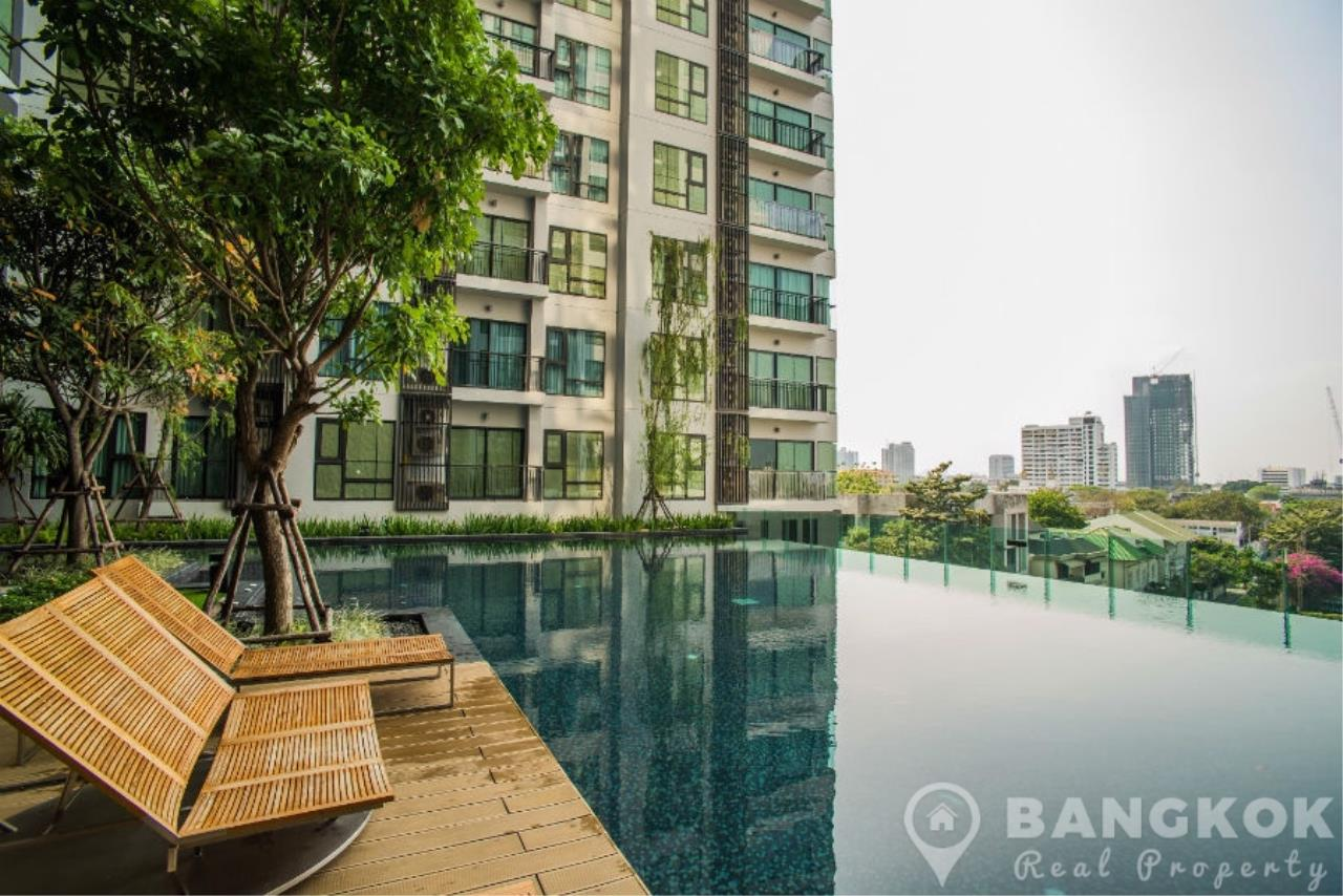 Bangkok Real Property Agency's Rhythm Sukhumvit 36-38 | Brand New Spacious 1 Bed near BTS 8