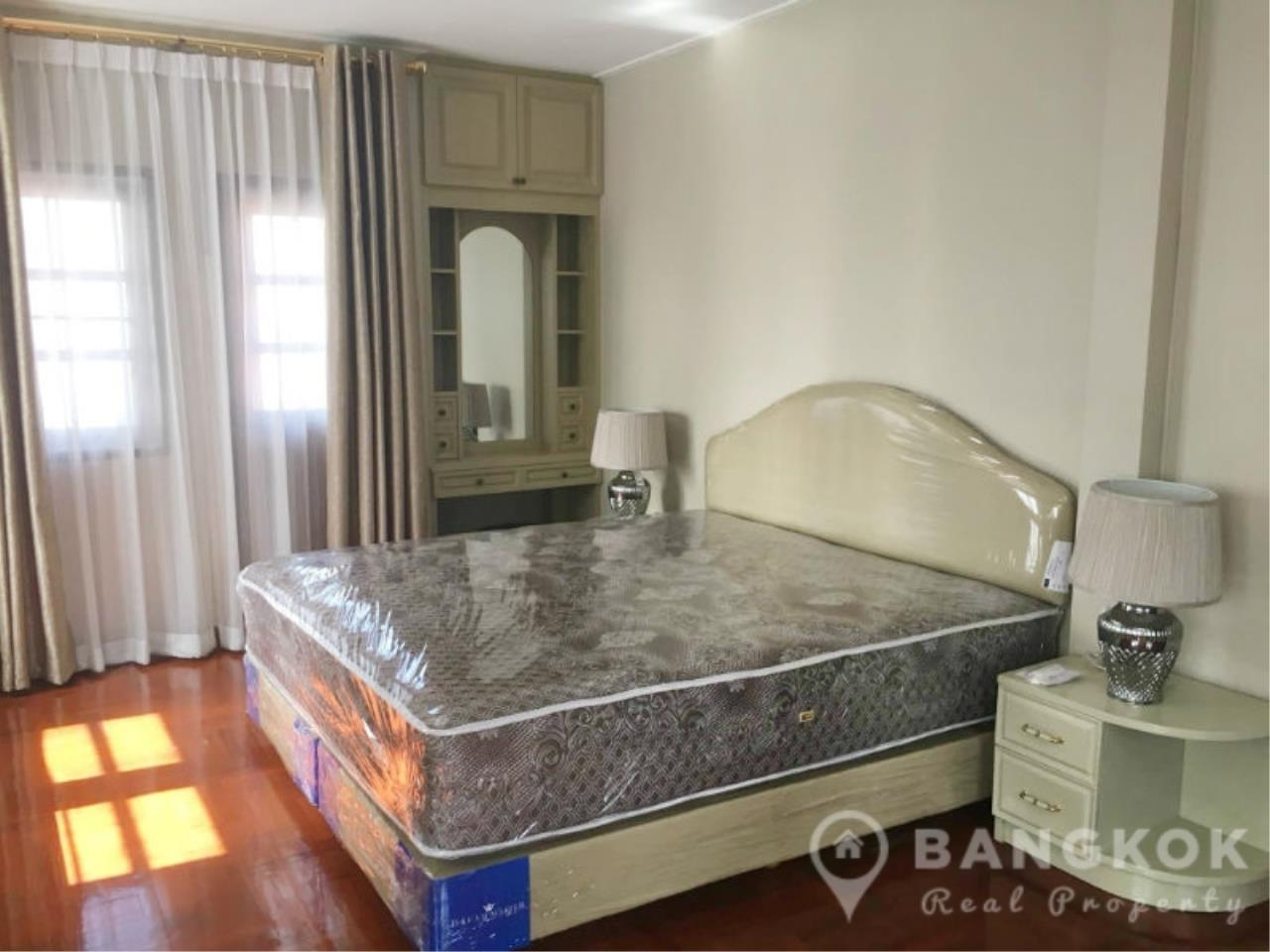 Bangkok Real Property Agency's Spacious Detached Thonglor House with 3 Beds 3 Baths 7