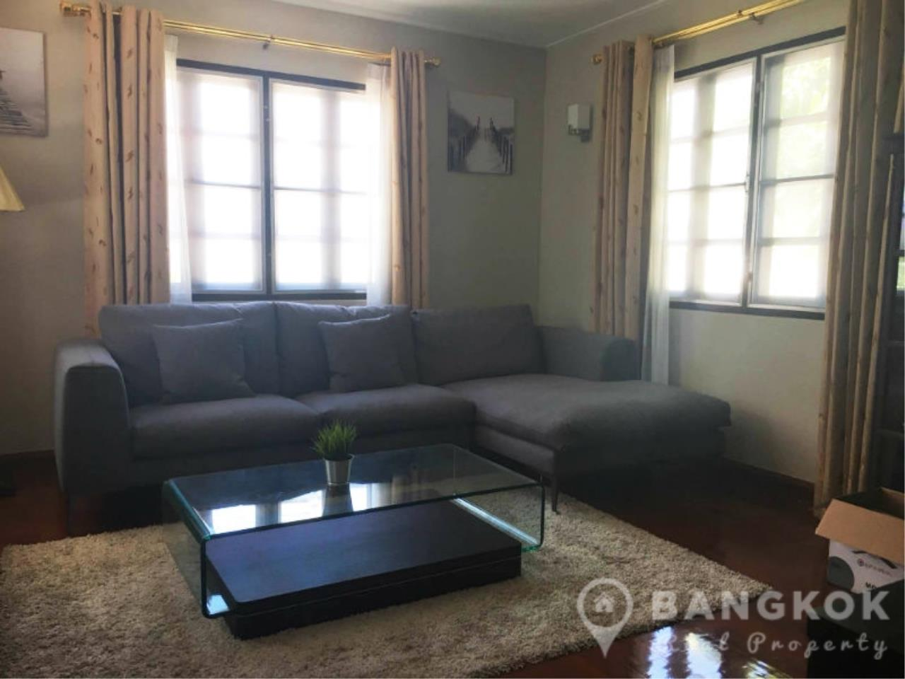 Bangkok Real Property Agency's Spacious Detached Thonglor House with 3 Beds 3 Baths 2