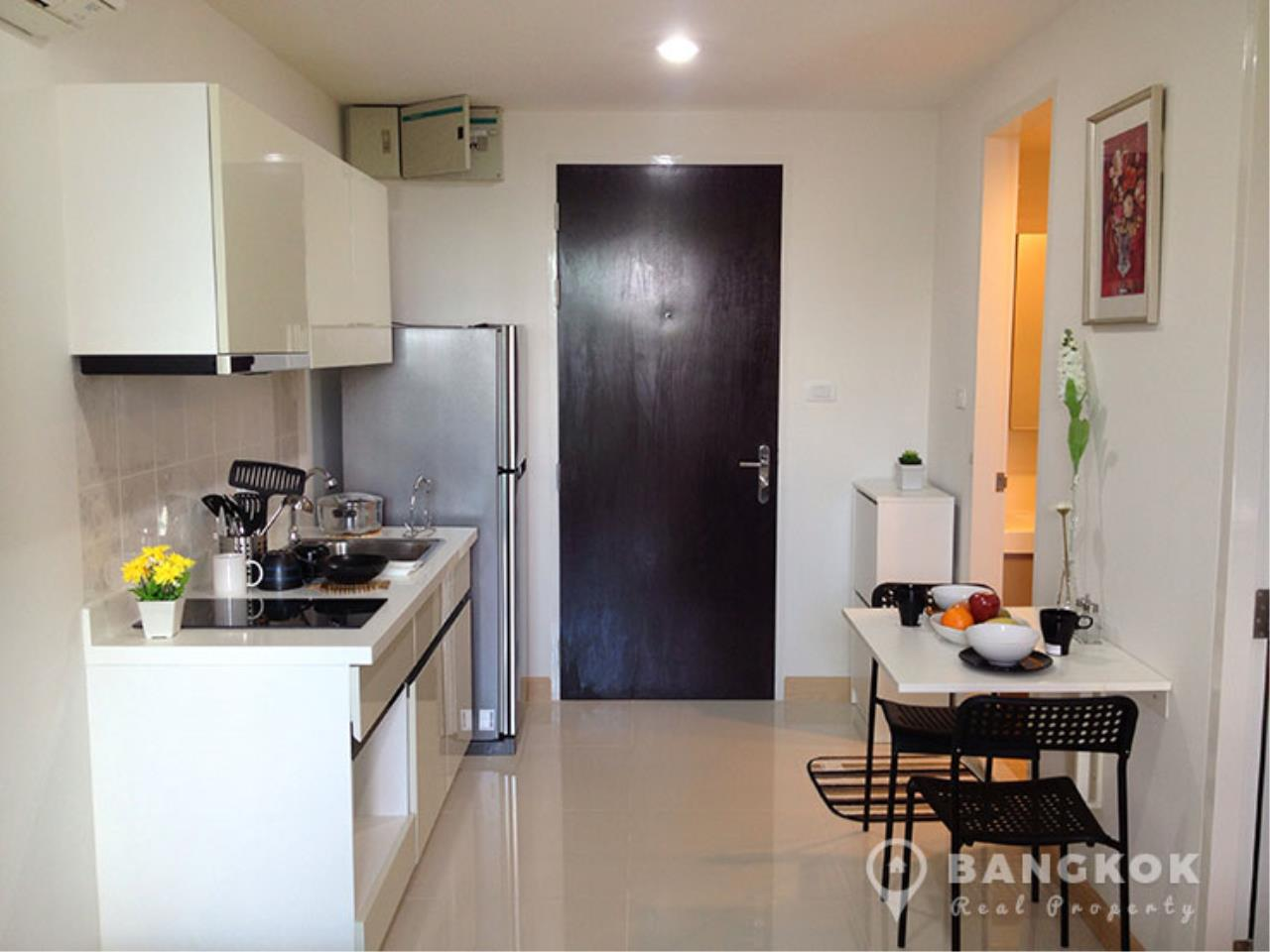 Bangkok Real Property Agency's The President Sukhumvit | Superb Modern 1 Bed at On Nut BTS 1