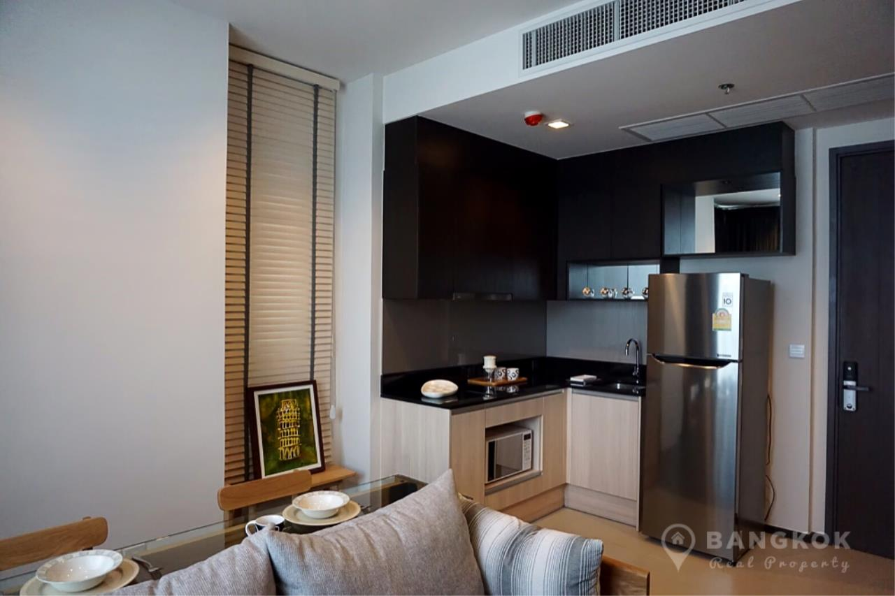 Bangkok Real Property Agency's Edge Sukhumvit 23 | Brand New 1st Rental 1 Bed walk to Asok BTS 1