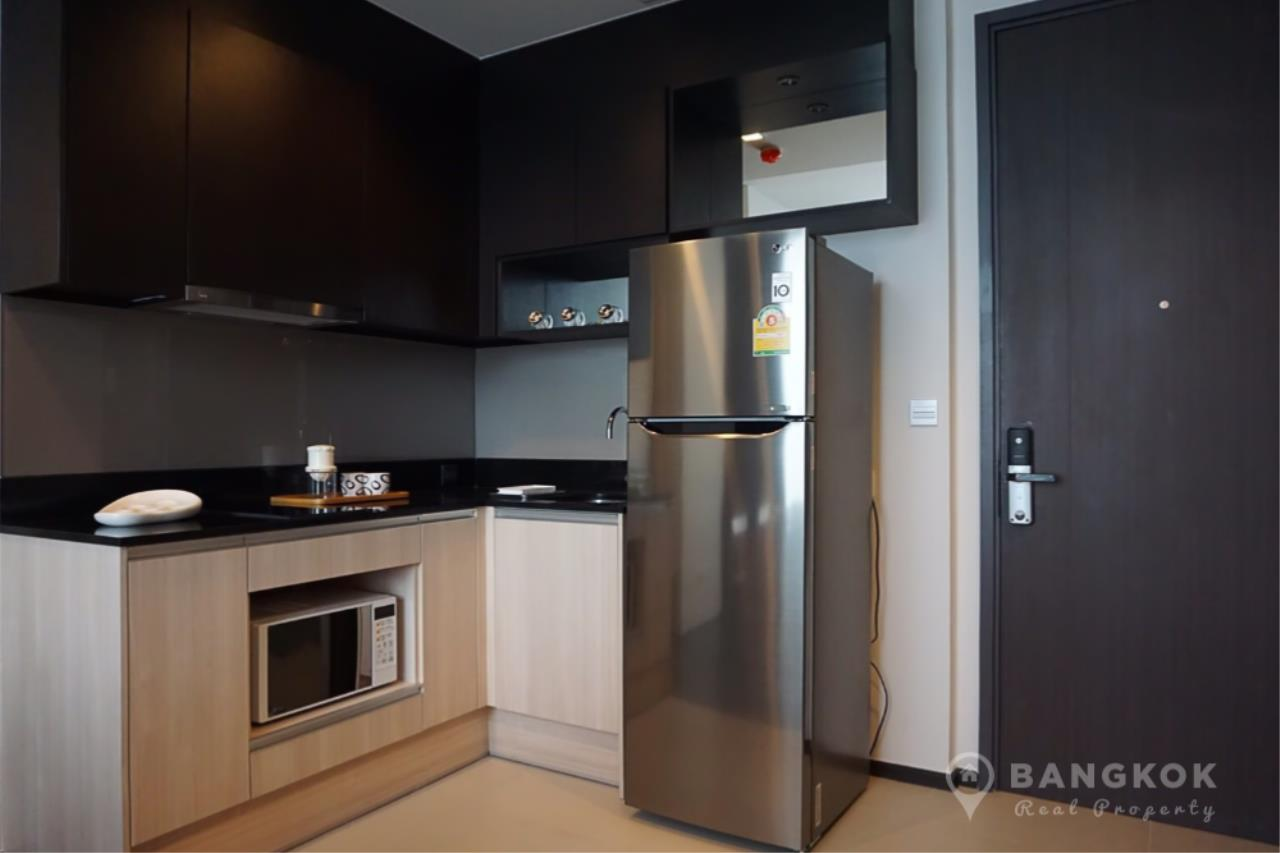 Bangkok Real Property Agency's Edge Sukhumvit 23 | Brand New 1st Rental 1 Bed walk to Asok BTS 3