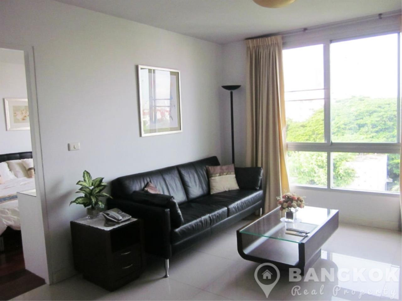 Bangkok Real Property Agency's Sathorn Plus By The Garden | Spacious High Floor 1 Bed 1 Bath 1